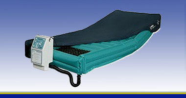 american medical equipment therapeutic surfaces alternating pressure therapy