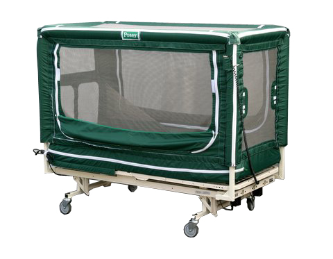 All care a frame canopy enclosure for Enclosed bed frame
